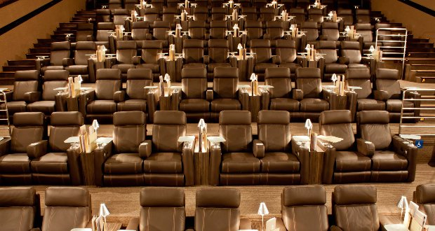 Sala de cinema JK